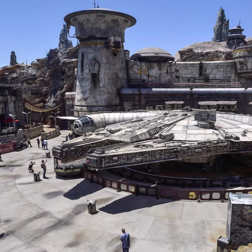 Galaxy's Edge, el ambicioso Parque de Star Wars de Disney...